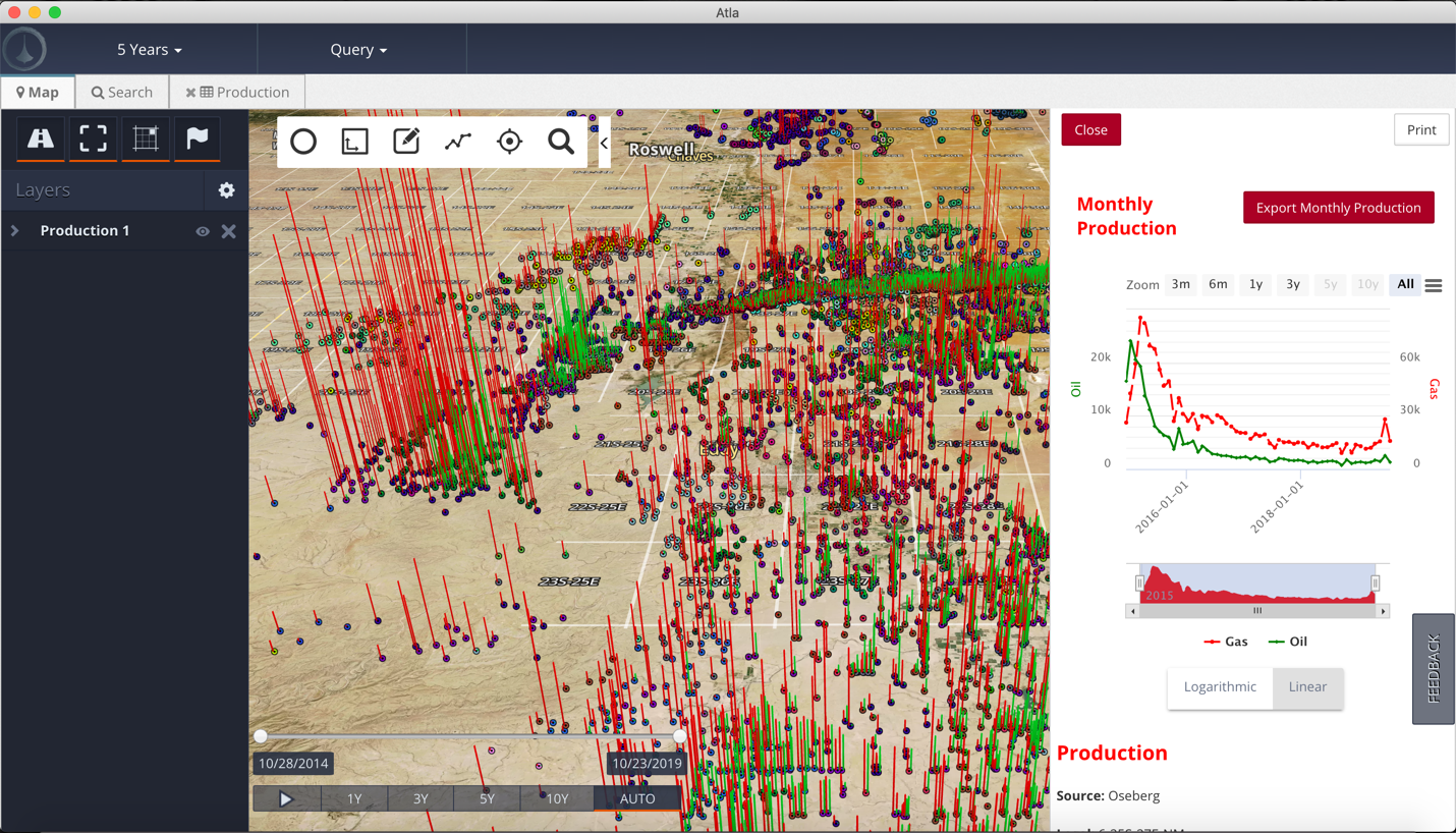 Press Release: Oseberg Releases New Mexico Oil & Gas Market Intelligence Product