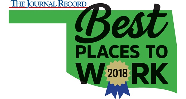 Oseberg Named One of Best Places to Work in Oklahoma!