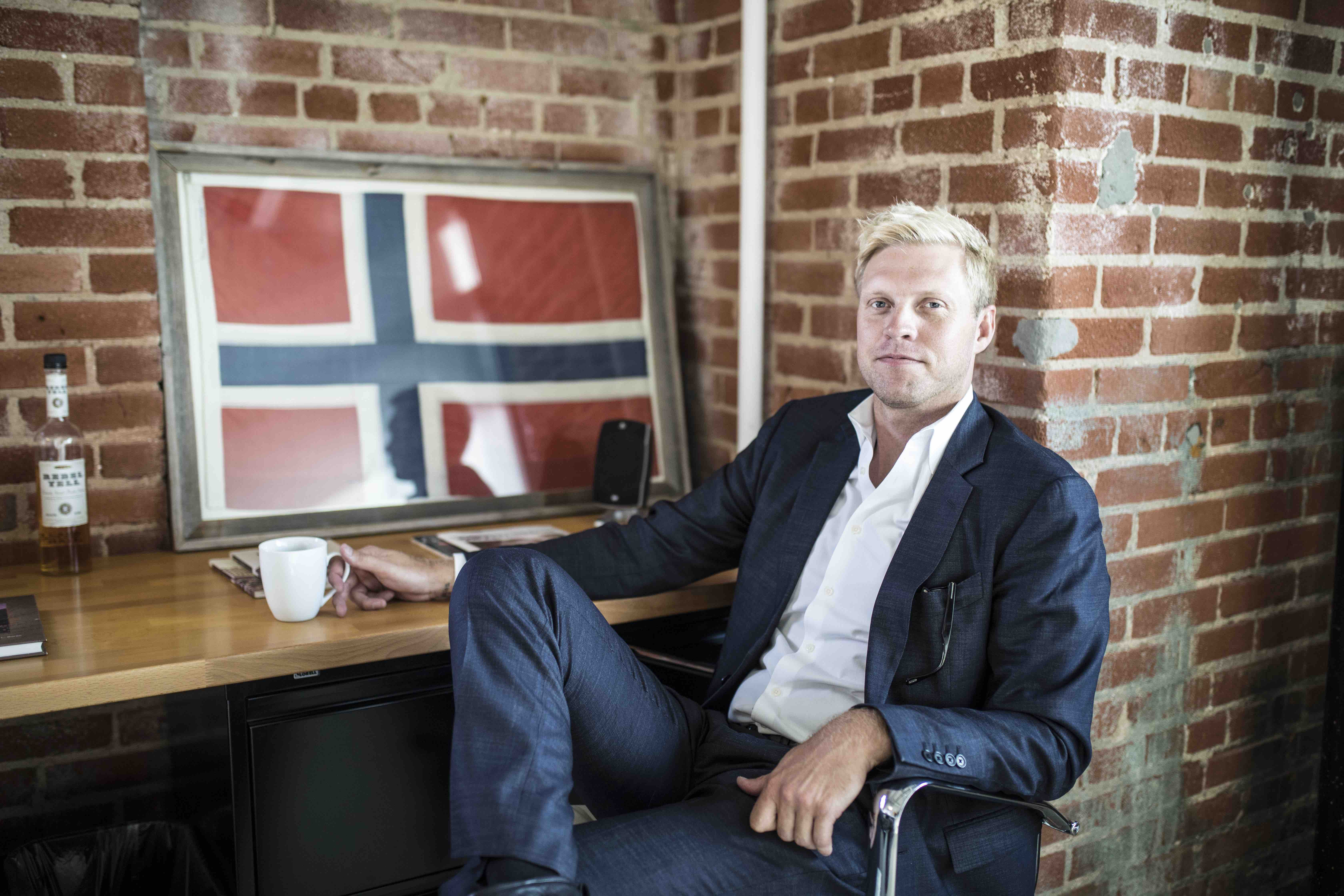 Evan Anderson Named One of Most Admired CEOs in Oklahoma